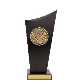 Snooker Trophy X0136 - Trophy Land