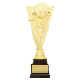 Basketball Trophy X1053 - Trophy Land