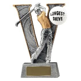 Golf Trophy X1101 - Trophy Land