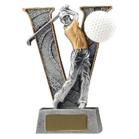 Golf Trophy X1102 - Trophy Land