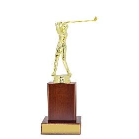 Golf Trophy X1105 - Trophy Land
