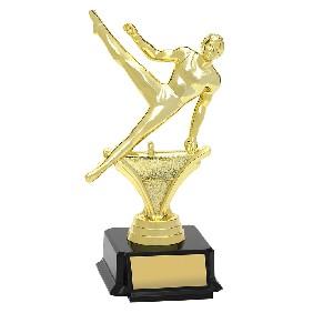 Gymnastics Trophy X1117 - Trophy Land
