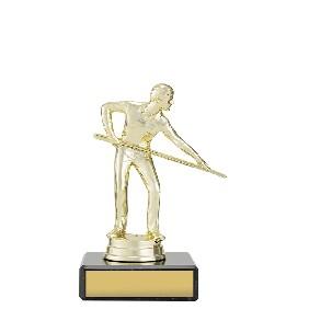 Snooker Trophy X1196 - Trophy Land