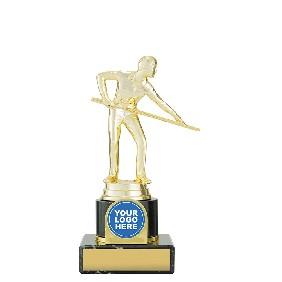 Snooker Trophy X1197 - Trophy Land