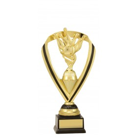 Ten Pin Bowling Trophy X1242 - Trophy Land
