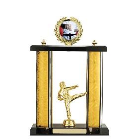 Martial Arts Trophy X1258 - Trophy Land