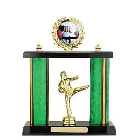 Martial Arts Trophy X1259 - Trophy Land