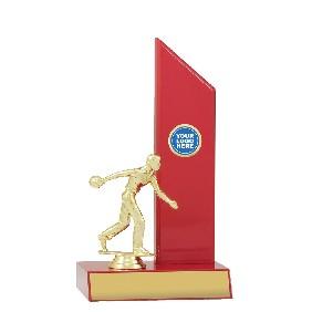 Ten Pin Bowling Trophy X1624 - Trophy Land