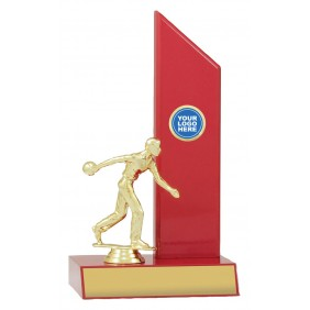 Ten Pin Bowling Trophy X1625 - Trophy Land