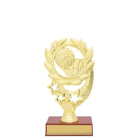 Basketball Trophy X1626 - Trophy Land