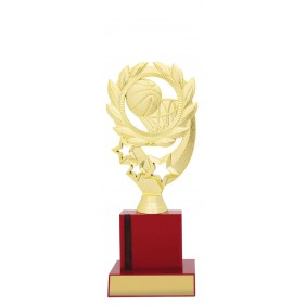 Basketball Trophy X1627 - Trophy Land