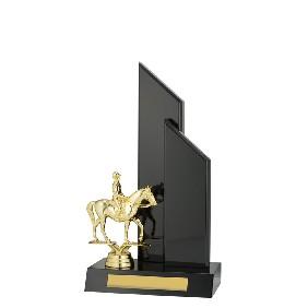 Equestrian Trophy X1646 - Trophy Land