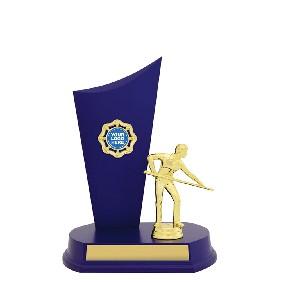 Snooker Trophy X1654 - Trophy Land