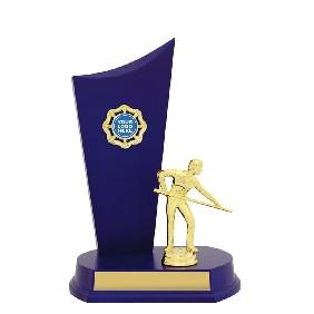 Snooker Trophy X1655 - Trophy Land