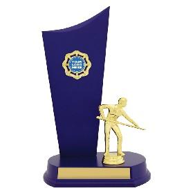 Snooker Trophy X1656 - Trophy Land