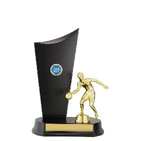Basketball Trophy X1657 - Trophy Land