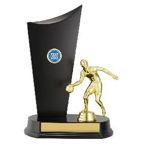 Basketball Trophy X1659 - Trophy Land