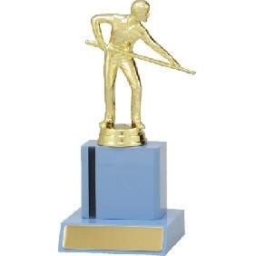 Snooker Trophy X4033 - Trophy Land
