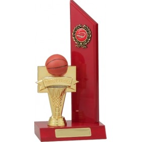 Basketball Trophy X4062 - Trophy Land
