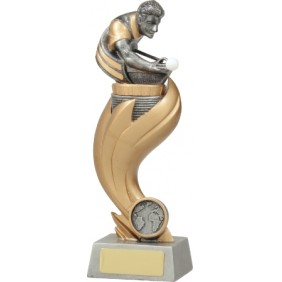 Snooker Trophy X4185 - Trophy Land