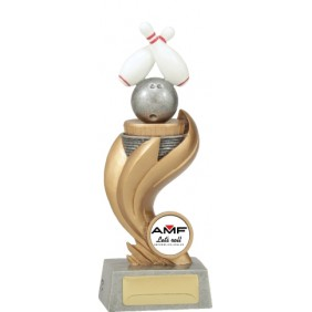 Ten Pin Bowling Trophy X4190 - Trophy Land