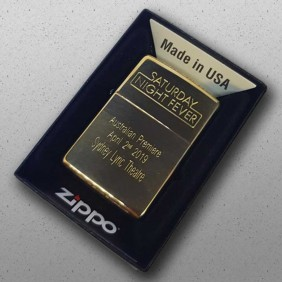 Engraving Gallery Zippo Diamond Engraving - Trophy Land