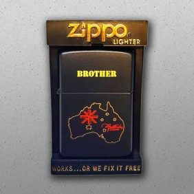 Engraving Gallery Zippo Direct Colour Print - Trophy Land